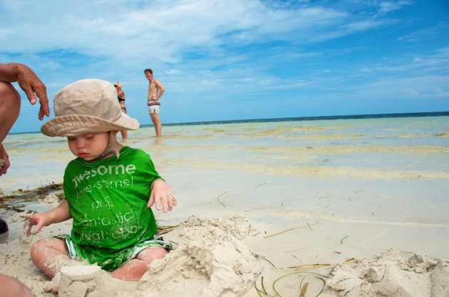 kids-beach-sombero-beach-playing-florida-special-needs 4